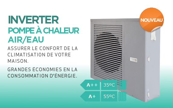 Produit Aquapura Inverter