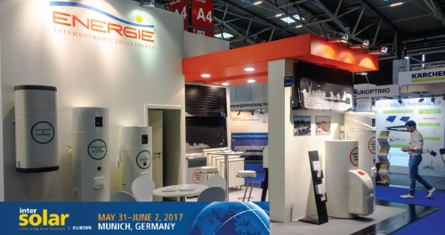 INTERSOLAR EUROPE TRADE FAIR 17